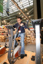 Bikes & Sporting Goods: Two Shows in One
