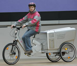 Fuel-Cell Cargobikes for German Telekom Tests