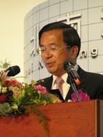 Taiwan President Opens Nangang Venue & Cycle Show