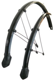 European Style Mudguards for US Market