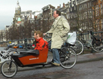 Amsterdam Chooses Bicycle as Unique Selling Point
