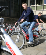 German Call a Bike: Expansion