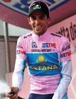Victory for SRAM Red in Giro