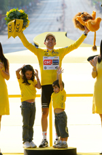 Sastre Takes FSA On Stage In Tour De France