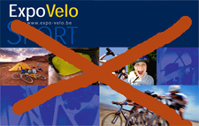 Belgium Expo-Velo Sport Show Cancelled