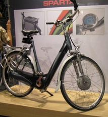 European e-Bike Leader Launches Next Generation IONs