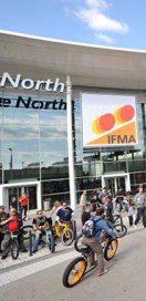 Intermot & IFMA 2010 Dates Have Been Set