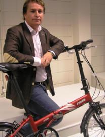 Oyama Folding Bikes Sets Foot In Europe