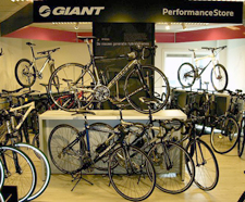 Giant Outlines Its Retail Strategy