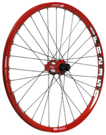 Red Styling For DT Wheelsets