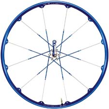 Crankbrothers Cobalt Wheels Without Spoke Holes