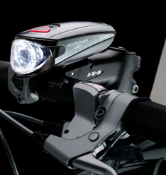 Trelock Doubles Performance of LED Headlight