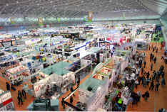 Taipei Cycle 09: More Than 760 Exhibitors