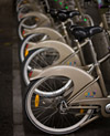 Vandalism Doesn't Damage Paris Cycle Hire Scheme