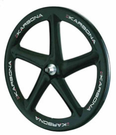 Karbona carbon wheels