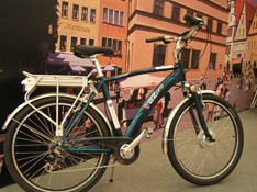 EZpro: from e-Scooters to e-Bikes