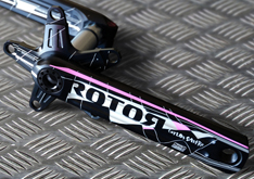 Successful Giro Debut of Rotor 3D Cranks