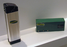 Chinese Specialist in Lithium-Ion Batteries
