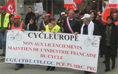 Distress Call Made by Cycleurope France