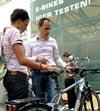 e-Bike Trend Hits Eurobike