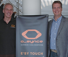 O-Synce and AGU Distribution Partner in Benelux