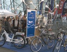 e-Bikes in the Spotlights