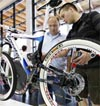 Again More Visitors at Eurobike