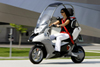 Will BMW's C1 Scooter Make Comeback as e-Version?