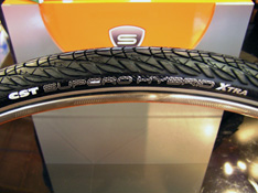 CST's New e-Bike Tyre