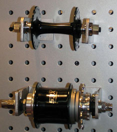Sunrace-Sturmey Archer with S3X