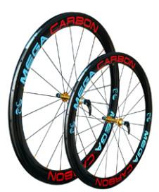 Full Carbon Wheelsets from Mega