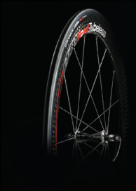 Hutchinson's Carbon Tubeless Clincher Wheelset