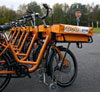 German TNT Post Tests Accells e-Bike