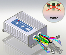 3rd Generation Sensorless Motor Controller Released