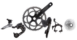 SRAM Launches Entry Level Road Race Groupset