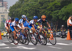 Tour de Taiwan to Climax on Final Day of Taipei Cycle