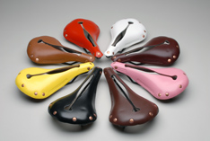 Selle An-Atomica Leather Saddles Come in Many Colours