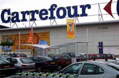 Carrefour 2009: Flat But Stable Sales
