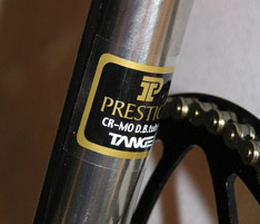 Tange Goes Back to the Future with Chromo Steel
