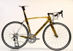 Golden Footon-Servetto-Fuji Team Bike for Tour de France