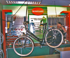 Halfords NL 2-hour Repair Service Brings Competition for Dutch IBDs