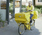 French La Poste Tender for 5,000 e-Bikes