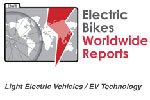 2011 Electric Bikes Worldwide Reports Released