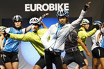 Eurobike Fashion Show Benchmark for Bike Wear