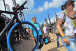 Eurobike Opens in High Spirits at Sunny Demo-Day