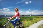 The Dutch Healthier on E-Bikes