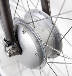 Dutch Gazelle Presents New Generation E-Bike Motors