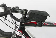 Zixtro's Birdie: Landing on the Bike