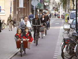 Dutch Bike Market Down 8.6% in First Half Year