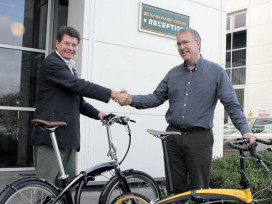 Evans Cycle to Distribute Tern in the UK